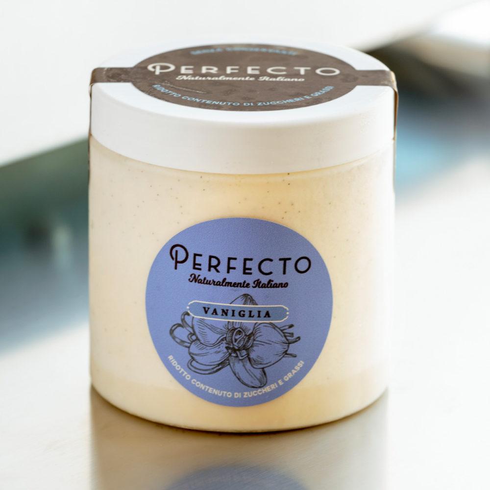 vaniglia latte gelato perfecto 320gr